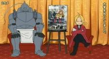 Fullmetal Alchemist: The Sacred Star of Milos Specials