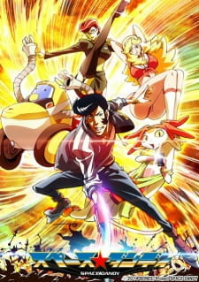 Space☆Dandy 2nd Season