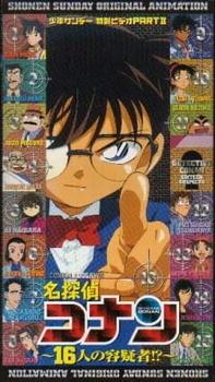 Detective Conan OVA 02: 16 Suspects