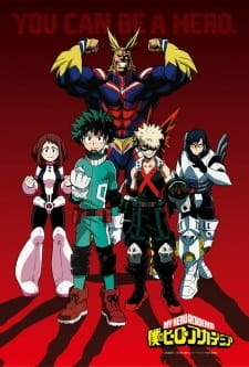Boku no Hero Academia 2nd Season: Hero Note