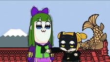 Ninja Batman x Poputepipikku Kindan no Collab CM