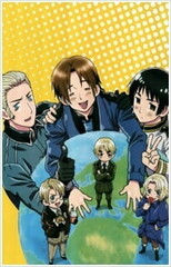 Hetalia World Series Specials
