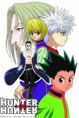 Hunter x Hunter: Yorkshin City Kanketsu-hen