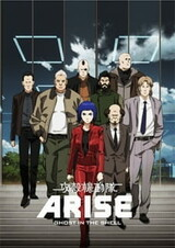 Koukaku Kidoutai Arise: Ghost in the Shell - Border:1 Ghost Pain