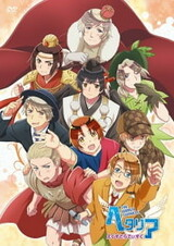 Hetalia: The World Twinkle Extra Disc