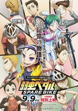 Yowamushi Pedal: Spare Bike