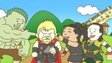 Mighty Thor: Battle Royale
