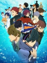Free!: Dive to the Future Episode 0