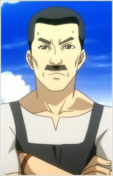 Отец Маэкавы / Father Maekawa