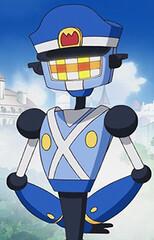 Robot Warden
