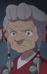 Tae's Grandmother