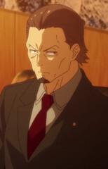 Ayanokouji's Father