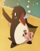 Bakuhatsu Penguin