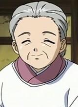 Grandmother Sasaki