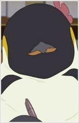 Penguin Waitress