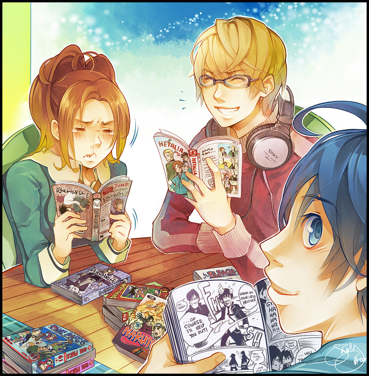 World of manga