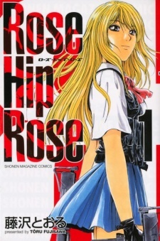 Rose Hip Rose