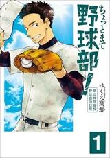 Chotto Mate Yakyuubu!: Kenritsu Shingen Koukou Yakyuubu no Nichijou