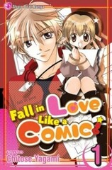 Manga Mitai na Koi Shitai!