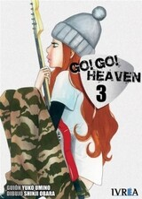 Go! Go! Heaven!: Jiketsu Shoujo-tai