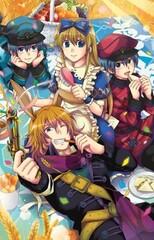 Clover no Kuni no Alice: Sangatsu Usagi