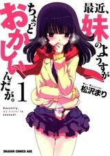 Saikin, Imouto no Yousu ga Chotto Okashiinda ga.