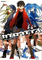 Kagerou Daze Koushiki Anthology Comic: Upper