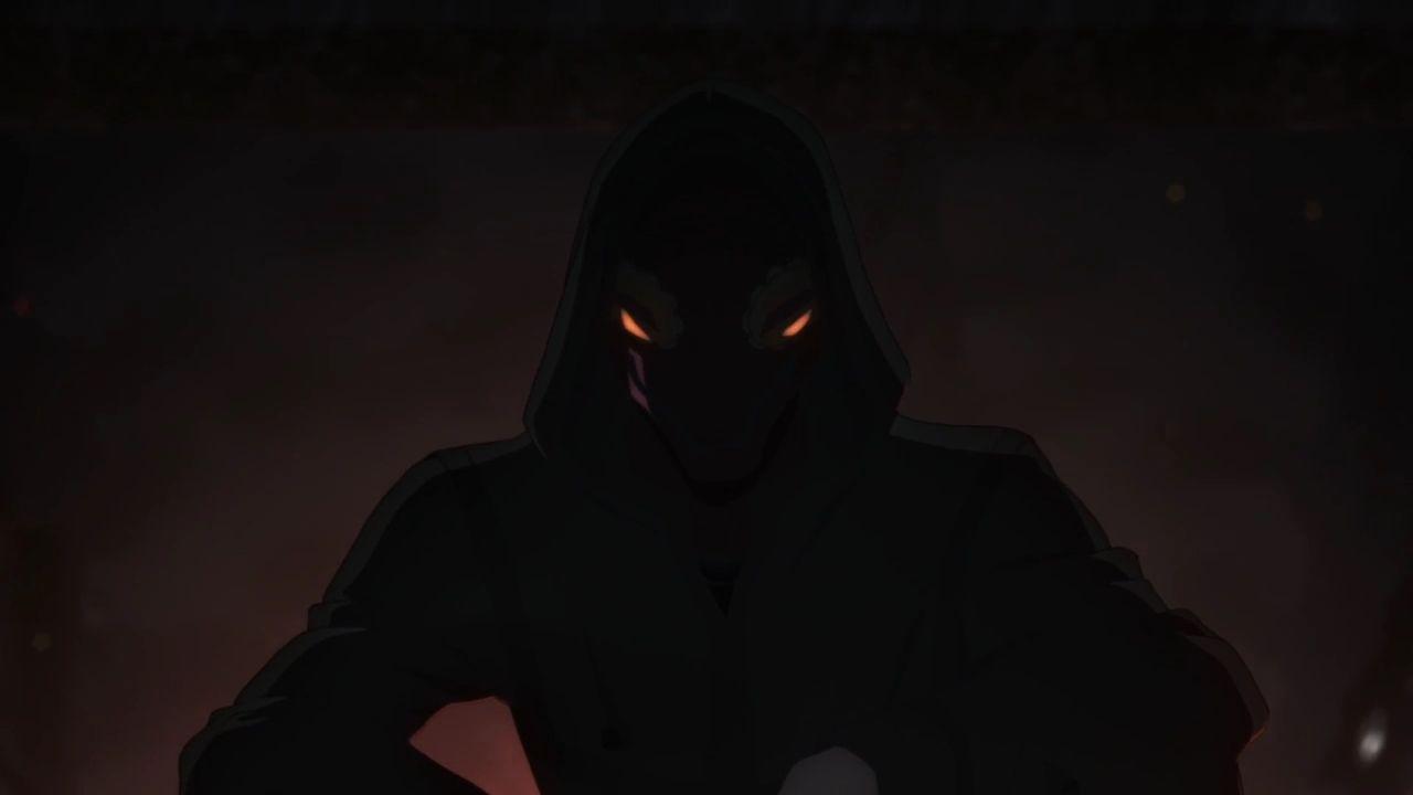 Скриншот *Токийский Гуль: Перерождение / Tokyo Ghoul:re [Сезон 3, Серия 1-23 из 24] 2018*
